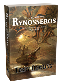 The Complete Rynosseros Vol 1 [trade paperback] by Terry Dowling